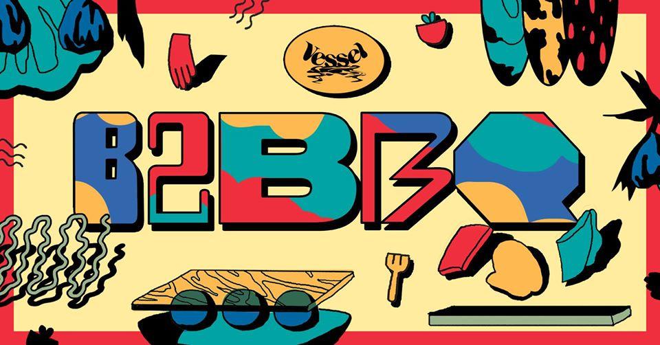 Vessel b2bbq poster